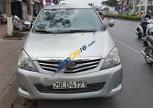 Cần bán Toyota Innova V năm 2010, màu bạc chính chủ, giá tốt
