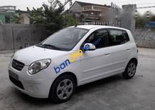 Bán xe cũ Kia Morning sản xuất 2011, màu trắng, giá 188tr