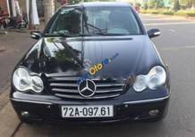 Bán Mercedes C200 đời 2001, màu đen