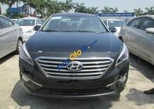 Hyundai Giải Phóng cần bán Hyundai Sonata 2.0AT đời 2017, màu đen, xe nhập
