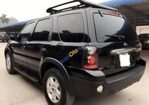 Cần bán xe Ford Escape XLT 3.0AT đời 2004, màu đen xe gia đình, 313tr