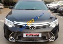 Toyota Cầu Diễn cần bán xe Toyota Camry AT sản xuất 2015, màu đen, nhập khẩu
