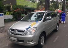 Chính chủ bán xe Toyota Innova G đời 2008, màu bạc, 480tr