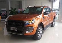 Cần bán Ford Ranger Wildtrak 3.2L 4x4AT đời 2017, nhập khẩu
