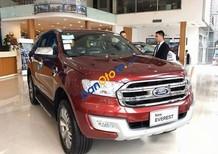 Ford Giải Phóng bán Ford Everest 4x4AT sản xuất 2017, màu đỏ