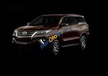Cần bán Toyota Fortuner đời 2016, màu nâu