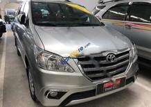 Bán Toyota Innova 2.0V đời 2014, màu bạc số tự động, giá chỉ 780 triệu