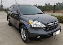 Cần bán Honda CR V đời 2009, màu xám, nhập khẩu