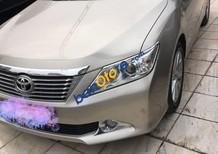 Bán xe Toyota Camry 2.5Q đời 2013, màu vàng, 930tr