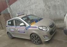 Cần bán lại xe Kia Morning đời 2011, màu bạc