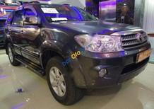 Cần bán gấp Toyota Fortuner G đời 2009, màu xám chính chủ