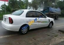 Cần bán xe cũ Daewoo Lanos sản xuất 2004, màu trắng như mới, giá tốt