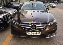 Xe Mercedes E250 AMG đời 2015, màu nâu chính chủ