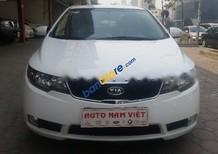 Cần bán Kia Cerato đời 2010, màu trắng, nhập khẩu chính hãng chính chủ, giá chỉ 489 triệu