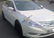 Hyundai Ngọc Phát bán xe Hyundai Sonata đời 2010, màu trắng, nhập khẩu chính hãng