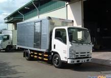 Bán xe tải Isuzu NPR85K thùng kín – thùng dài 5,2m – đại lý xe tải Isuzu 2017 giá 593 triệu  (~28,238 USD)