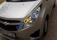 Bán Chevrolet Spark AT đời 2012, màu bạc, xe nhập còn mới, giá tốt