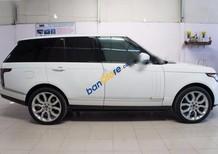 Tôi cần bán gấp LandRover Range Rover Suppercharged 2013, màu trắng, nhập khẩu