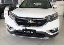 Bán Honda CR V đời 2017, màu trắng