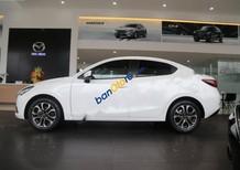 Bán xe Mazda 2 đời 2017, màu trắng