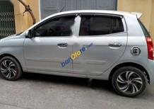 Cần bán Kia Morning 2011, màu bạc, xe nhập chính chủ, 222tr