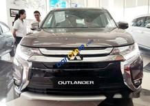 Bán ô tô Mitsubishi Outlander CVT sản xuất 2016, màu nâu