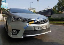 Bán Toyota Corolla Altis đời 2014, màu bạc số tự động, giá 755tr