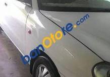 Bán Daewoo Nubira MT đời 2002, màu trắng số sàn