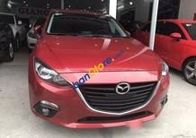 Cần bán gấp Mazda 3 AT năm 2016, màu đỏ số tự động