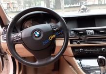Bán BMW 5 Series 520i sản xuất 2012, màu trắng, nhập khẩu nguyên chiếc số tự động