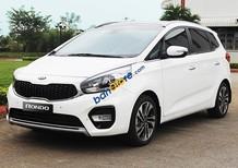 Kia Rondo GAT đời 2017, màu trắng, giá chỉ 694 triệu tại Vĩnh Phúc, Phú Thọ