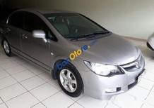 Cần bán xe Honda Civic sản xuất 2008, màu xám số tự động, giá 410tr