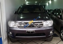 Bán Toyota Fortuner G đời 2009, màu xám chính chủ