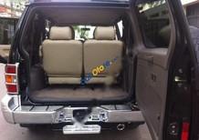 Bán xe Mitsubishi Pajero sản xuất 2005, màu đen xe gia đình