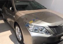 Bán Toyota Camry 2.5Q sản xuất 2014, màu vàng như mới