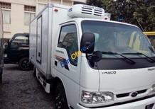 Liên hệ 0969644128 / 0938907243 xe đông lạnh Thaco kia K165 tải trọng 2 tấn
