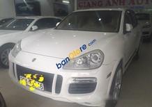 Bán ô tô Porsche Cayenne sản xuất 2008, màu trắng số tự động