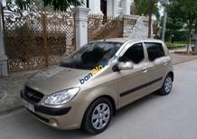 Bán Hyundai Getz sản xuất 2011, màu vàng, nhập khẩu chính hãng chính chủ