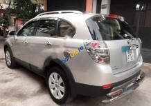 Cần bán lại xe Chevrolet Captiva LTZ Maxx đời 2009, màu bạc số tự động