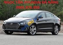 Hyundai Đà Nẵng **0905.976.950** Cần bán Hyundai Elantra sản xuất 2017, màu đen, giá xe Hyundai tốt nhất Đà nẵng
