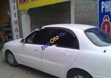 Bán xe Daewoo Lanos SX đời 2003, màu trắng số sàn