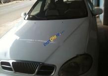 Cần bán lại xe Daewoo Lanos đời 2003, màu trắng số sàn giá cạnh tranh