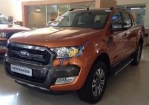 Bán ô tô Ford Ranger WildTrak 3.2L 4x4AT năm 2017, nhập khẩu
