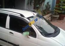 Cần tiền bán lại xe Daewoo Matiz đời 2008, màu trắng số sàn