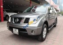 Bán xe cũ Nissan Navara LE sản xuất 2013, màu bạc, xe nhập số sàn, 445tr