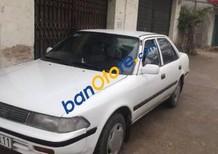 Bán xe cũ Toyota Corolla năm 1987, màu trắng