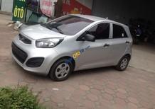 Cần bán Kia Morning Van đời 2014, màu bạc, 4 phanh đĩa, xe nhập