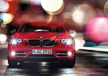 BMW 1 Series 118i 2017, màu đỏ. BMW Đà Nẵng bán xe BMW 118i giá rẻ nhất toàn quốc, có xe giao ngay