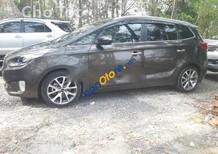 Cần bán lại xe Kia Rondo đời 2015, màu xám còn mới