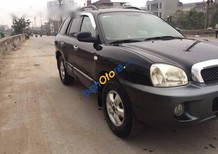 Chính chủ bán Hyundai Santa Fe Gold sản xuất 2008, màu đen, giá 355tr